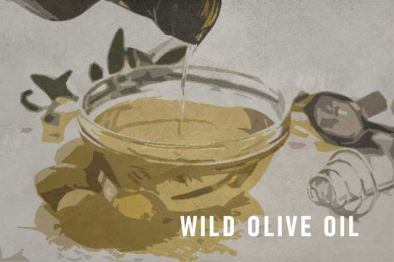 Wild Olive Oil
